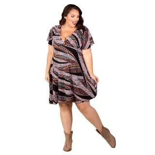 Sealed with a Kiss Women's Plus Size Zella Dress