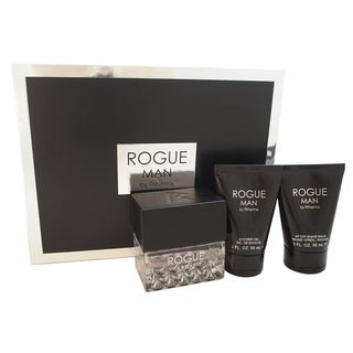 Rihanna Rogue Men's 3-piece Gift Set