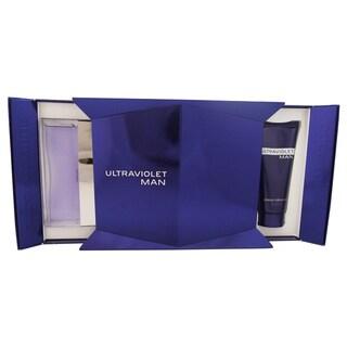 Paco Rabanne Ultraviolet Man Men's 2-piece Gift Set
