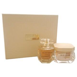 Elie Saab Le Parfum Women's 2-piece Gift Set