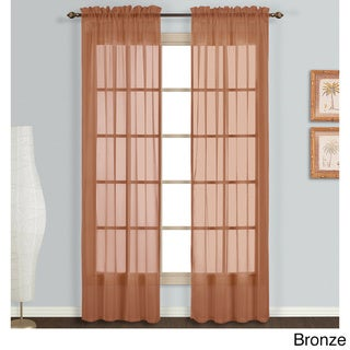 Monte Carlo Extra Long Length Sheer Panel Pair
