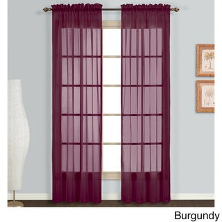 Curtains Ideas 120 inch length curtains : Red, 120 Inches Curtains & Drapes - Shop The Best Deals For Apr 2017