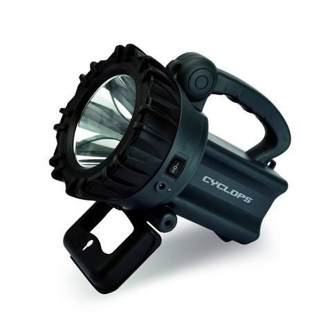 Cyclops 10 Watt LED Rechargeable Spotlight