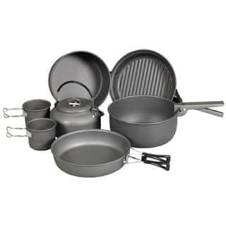 NDuR 9 Piece Cookware Mess Kit with Kettle|https://ak1.ostkcdn.com/images/products/11419021/P18382131.jpg?impolicy=medium
