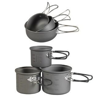 NDuR 6 Piece Essentials Cookware Mess Kit