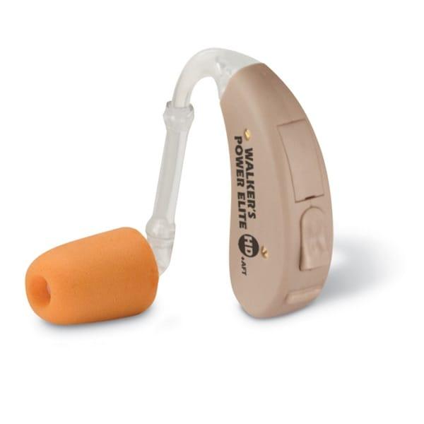 Walker's Game Ear HD Power Elite Beige