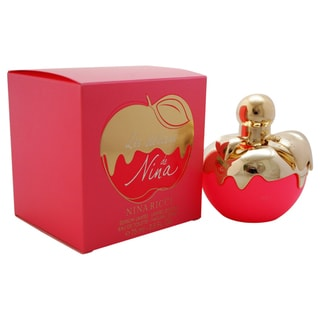 Nina Ricci Les Delices de Nina Women's 2.5-ounce Eau de Toilette Spray (Limited Edition)