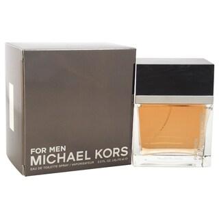 Michael Kors Men's 2.3-ounce Eau de Toilette Spray