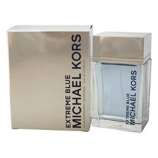 Michael Kors Extreme Blue Men's 4-ounce Eau de Toilette Spray|https://ak1.ostkcdn.com/images/products/11419152/P18382212.jpg?impolicy=medium