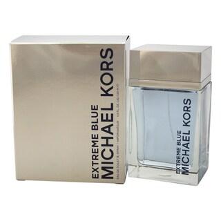 Michael Kors Extreme Blue Men's 4-ounce Eau de Toilette Spray