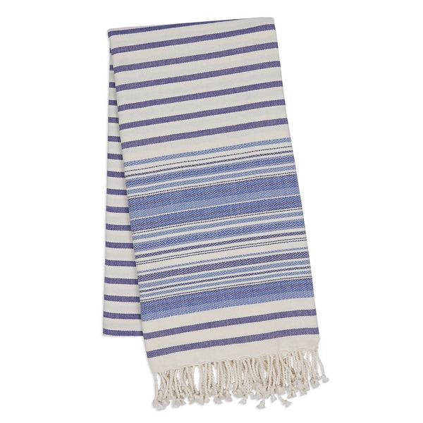Striped Fouta Towel