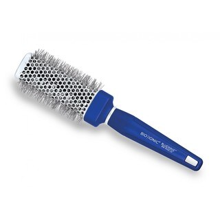 Bio Ionic Blue Wave Medium Square Round Brush