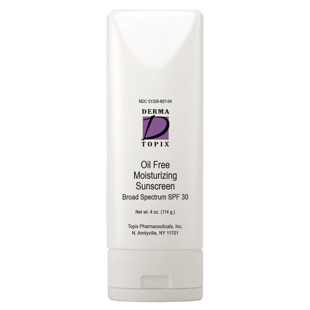 Topix Oil Free Moisturizing Sunscreen SPF 30