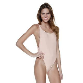 Dippin' Daisy's Blush High Cut Vintage Swimsuit