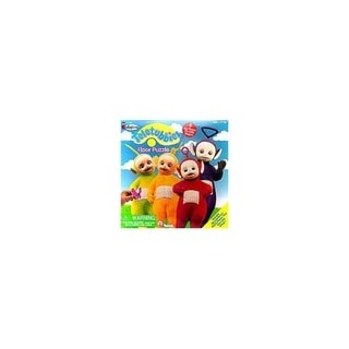 Colorforms Teletubbies Floor Puzzle: 9 Pieces