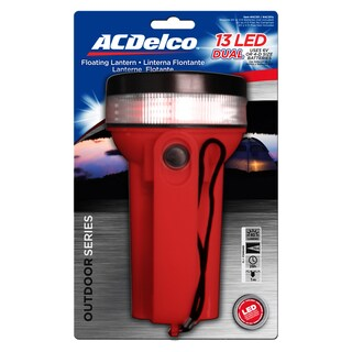 ACDelco AC351 Red Floating LED Lantern