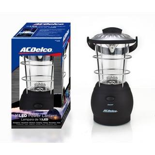 ACDelco AC356 16 LED 3D Black Camping Lantern