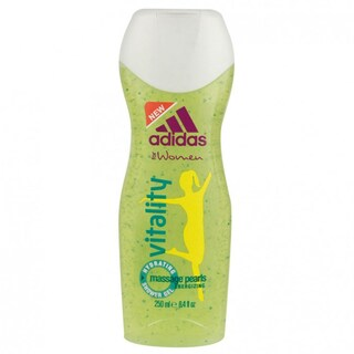 Adidas Vitality Massage Pearls Energizing Shower Gel
