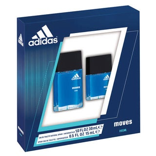 Adidas Moves Him Men's 2-piece Gift Set