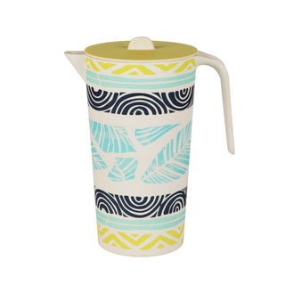 Caribbean Joe Collage Pitcher 59 OZ