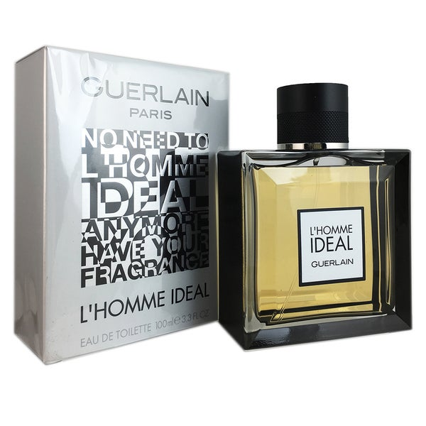 shop guerlain l 39 homme ideal men 39 s 3 3 ounce eau de toilette spray free shipping today. Black Bedroom Furniture Sets. Home Design Ideas