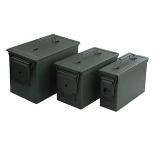 Magnum 3-piece Metal Ammo Cans|https://ak1.ostkcdn.com/images/products/11420911/P18383661.jpg?impolicy=medium
