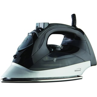 Brentwood Power Steam Iron Stainless Black