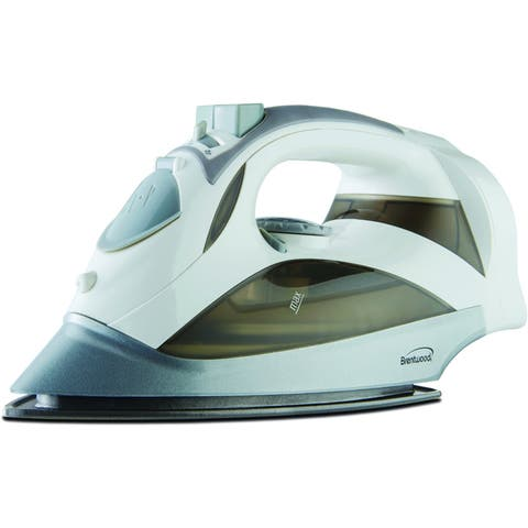 Brentwood Power Steam Iron Nonstick