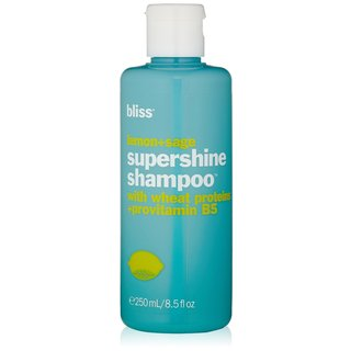 Bliss Lemon + Sage Supershine 8-ounce Shampoo