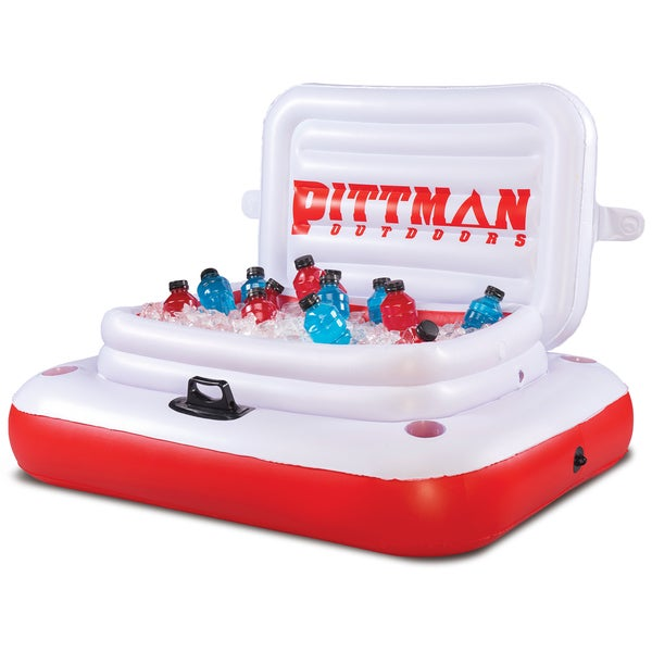 Pittman Outdoors Inflatable Floating Ice Chest
