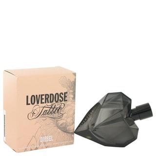 Diesel Loverdose Tattoo Women's 1.7-ounce Eau de Parfum Spray