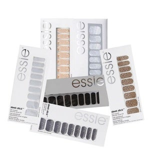 Essie Sleek Stick Nail Appliques-Stickers 7-piece Set