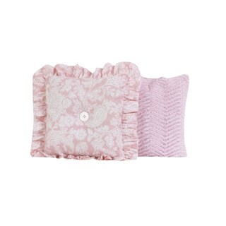 Cotton Tale Designs Sweet & Simple Pink Pillow Pack