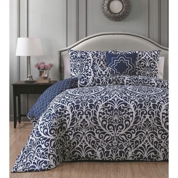 Avondale Manor Madera 5-piece Comforter Set