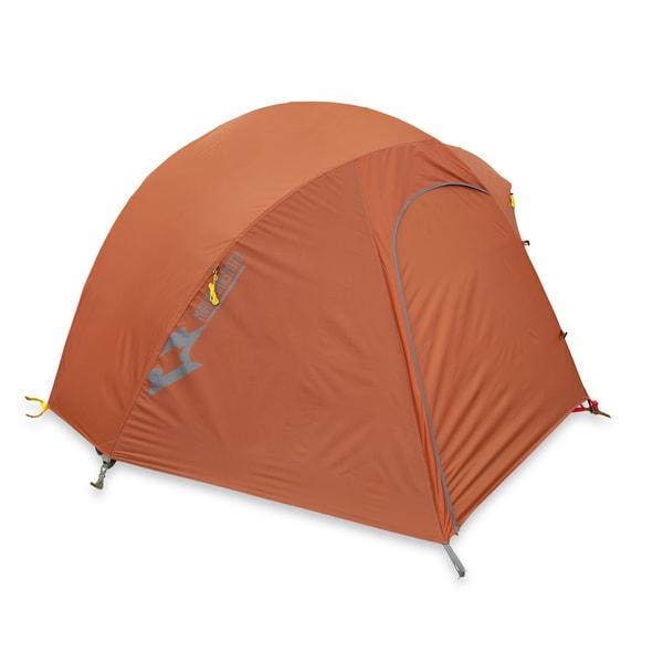 Mountainsmith Mountain Dome 3 Person 3 Season Tent-Burnt Ochre