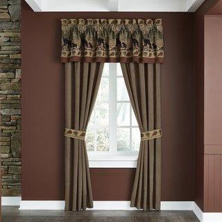 Croscill Grand Lake Pole Top Drapery