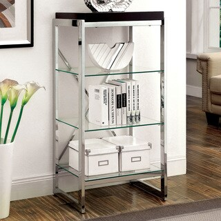Furniture of America Jacie Contemporary Chrome 3-shelf Pier Cabinet|https://ak1.ostkcdn.com/images/products/11421607/P18384341.jpg?_ostk_perf_=percv&impolicy=medium