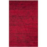 Safavieh Adirondack Modern Red/ Black Rug (2'6 x 4')
