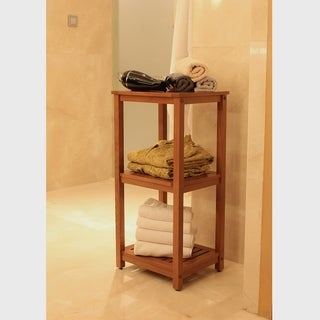 Cambridge Casual Estate Spa Teak 3-tiered Tower