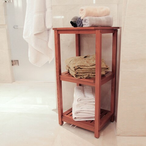 Cambridge Casual Spa Teak 3-tiered Tower