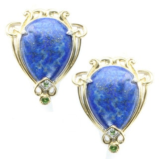 One-of-a-kind Michael Valitutti Lapis Lazuli Earring