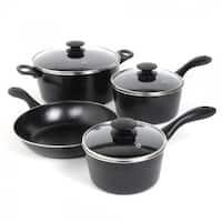 Sunbeam Armington Cookware Non-stick Cookware Set (Black)