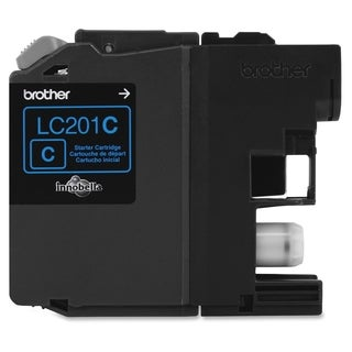 Brother Innobella LC201C Original Ink Cartridge - Cyan