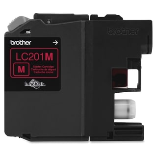 Brother Innobella LC201M Original Ink Cartridge - Magenta