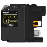 Brother Genuine Innobella LC201Y Yellow Ink Cartridge