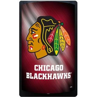 Chicago Blackhawks MotiGlow Light Up Sign