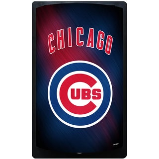 Chicago Cubs MotiGlow Light Up Sign