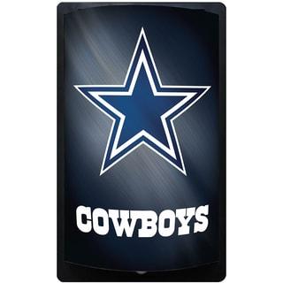 Dallas Cowboys MotiGlow Light Up Sign
