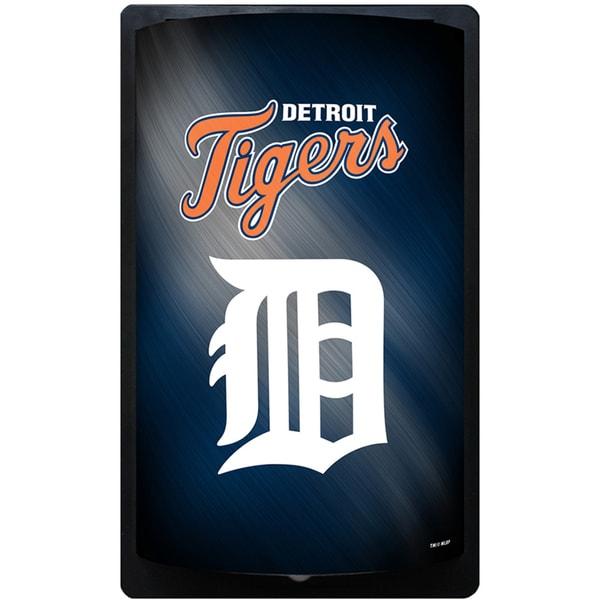 Detroit Tigers MotiGlow Light Up Sign