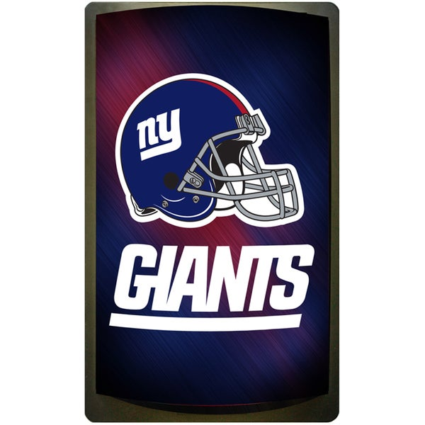 New York Giants MotiGlow Light Up Sign